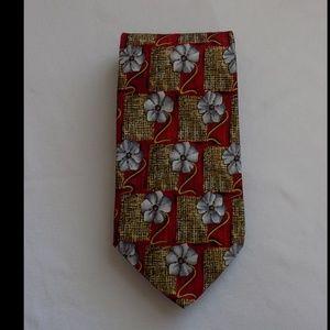 Ermenegildo Zegna Exclusive Designer Silk Tie